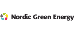 logotyp nordic green energy